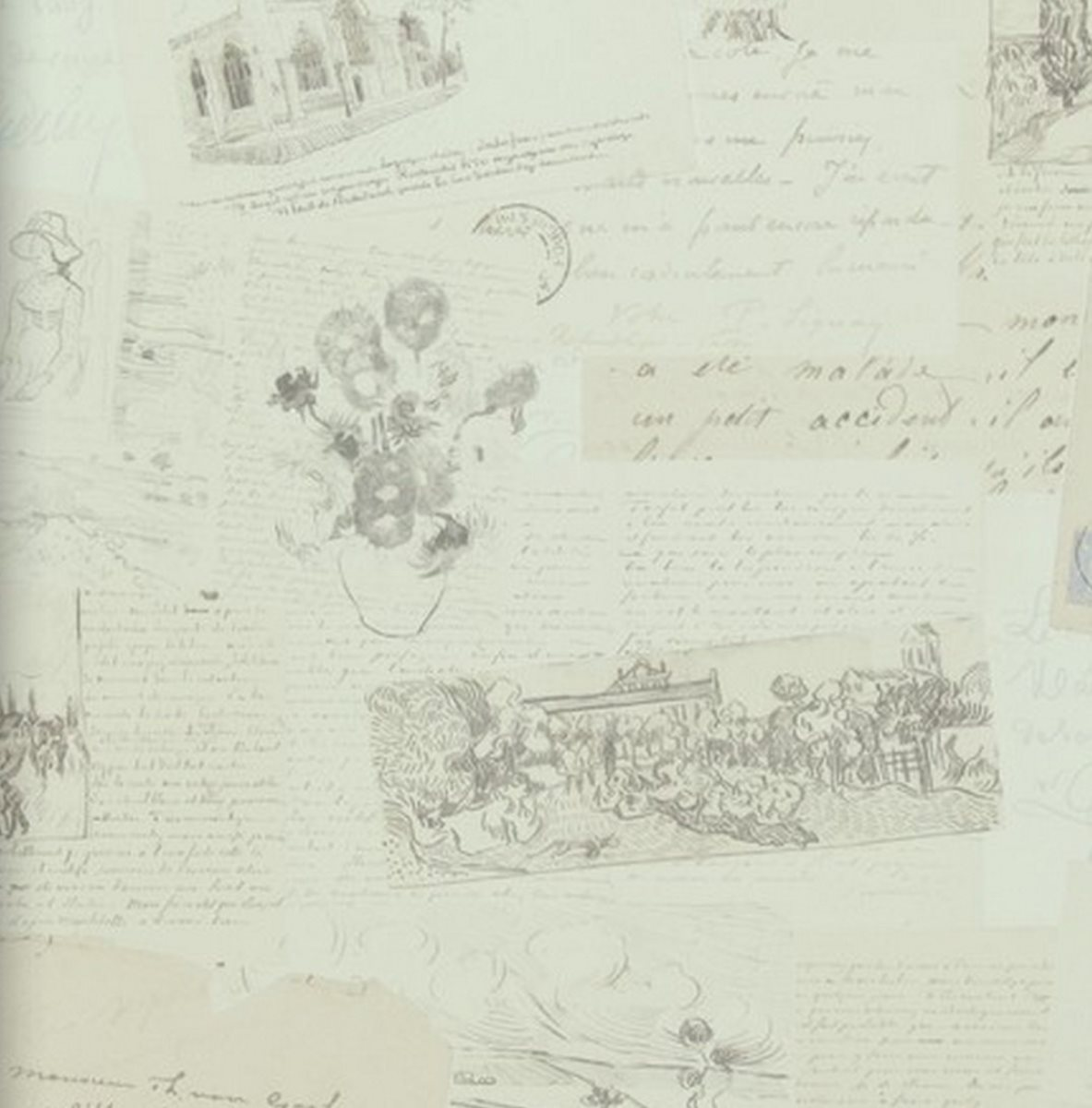 BN International — Van Gogh — арт. 17200