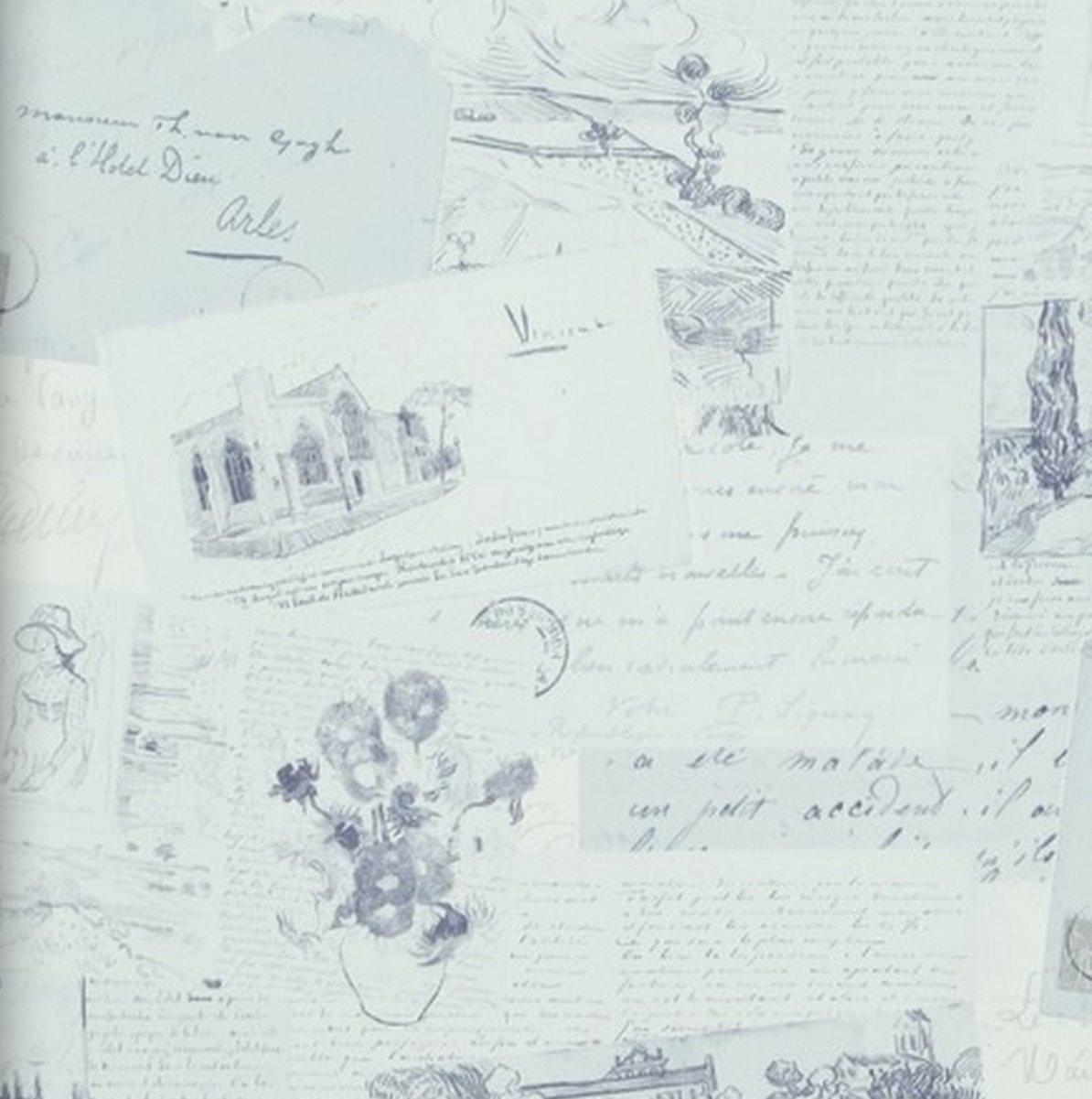BN International — Van Gogh — арт. 17203